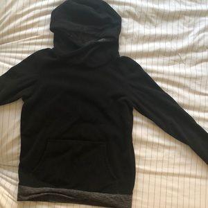 Lululemon Black Fleece Sweatshirt